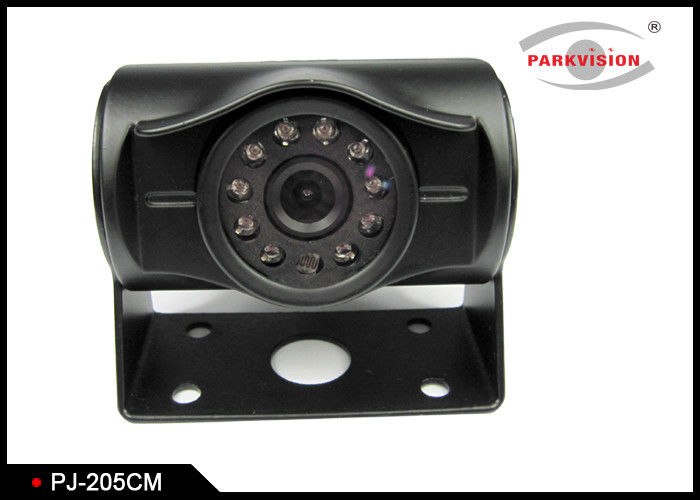 Black Box Truck / Bus Rear View Camera System 648 × 488 Pixels With 600 TVL TV Line