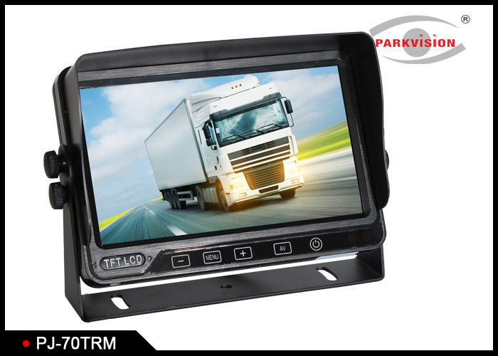 7 Inch 4 Way Ahd Bus Monitoring System With For Public Transport Vehicle